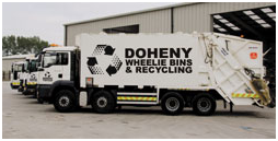 Doheny Wheelie Bins & Recycling Bins Ltd